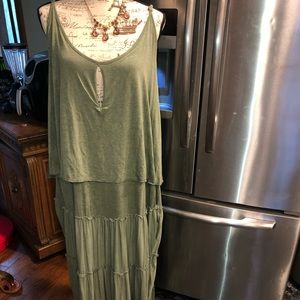 New with tags maxi dress